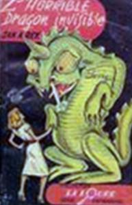la loupe espionnage lhorrible dragon invisible