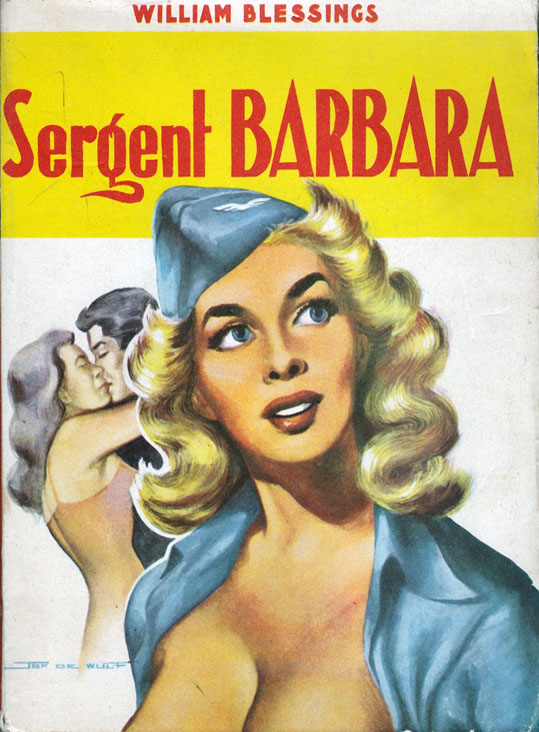sergent barbara william blessings front