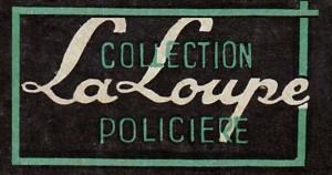 serie policiere la loupe logo