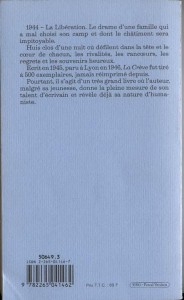 La Crève décembre 1989 back jpg