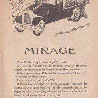 Pour rire n°8 Mirage 1