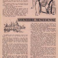 aventure vénitienne suite