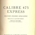 calibre 475 express la pensée moderne