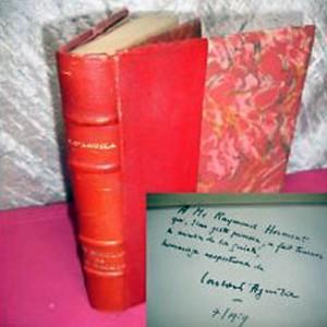 lettre Carlos d'Aguila