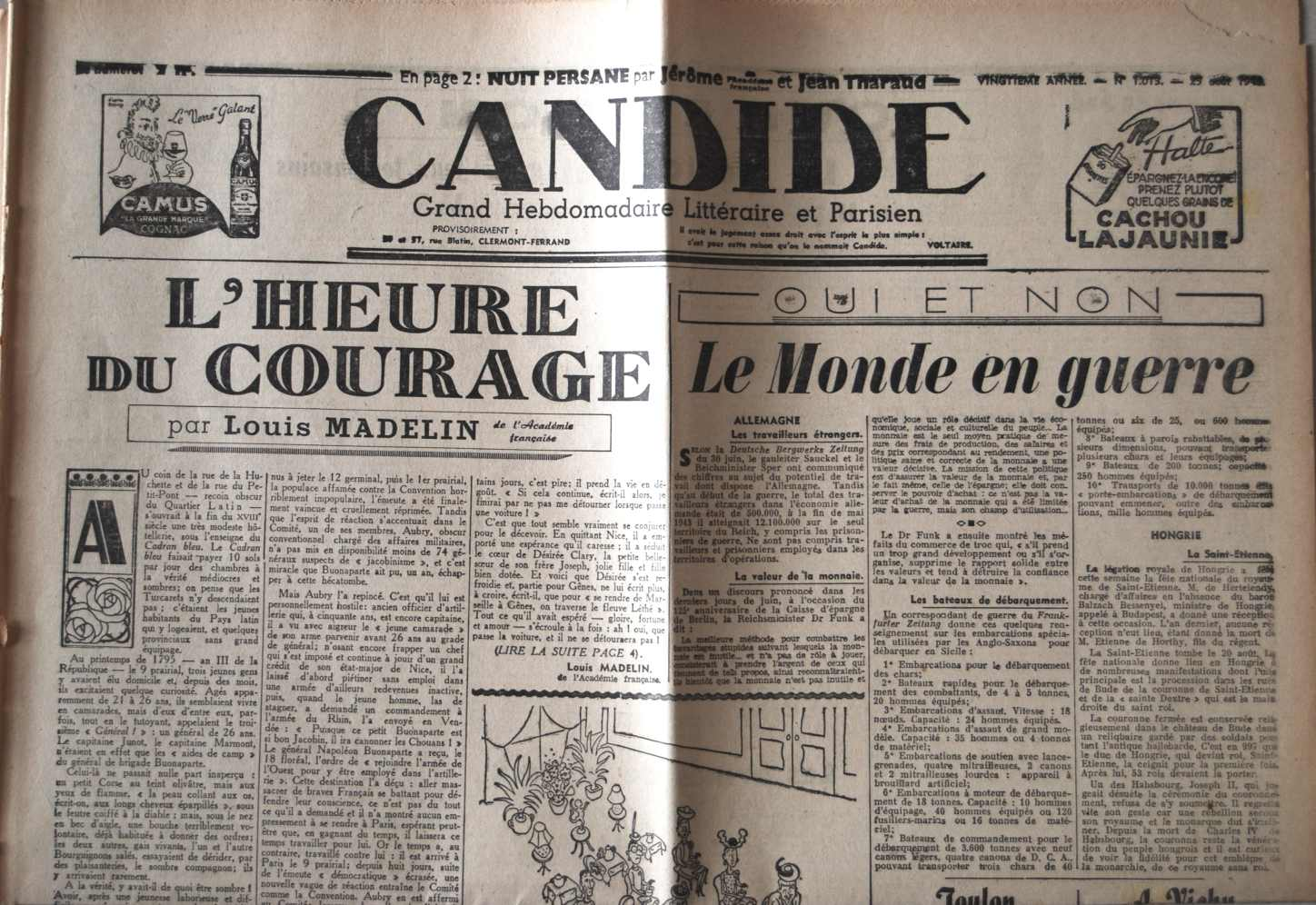 Candide 1013
