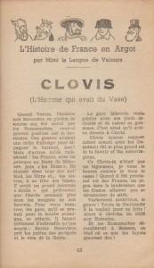Comique Magazine 2 Clovis début