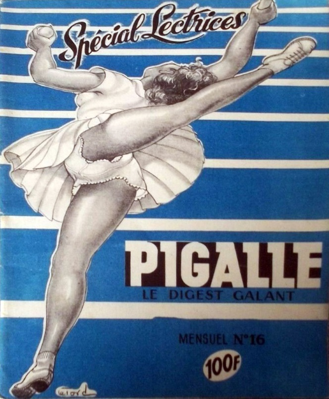 Pigalle Digest Galant n°16