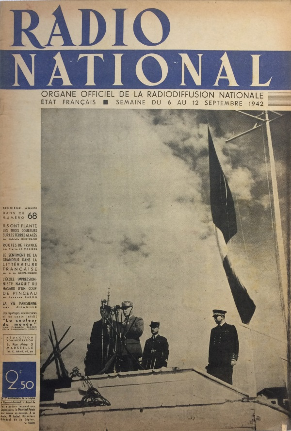 Radio National N°68