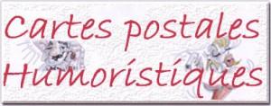 Cartes postales humoristiques