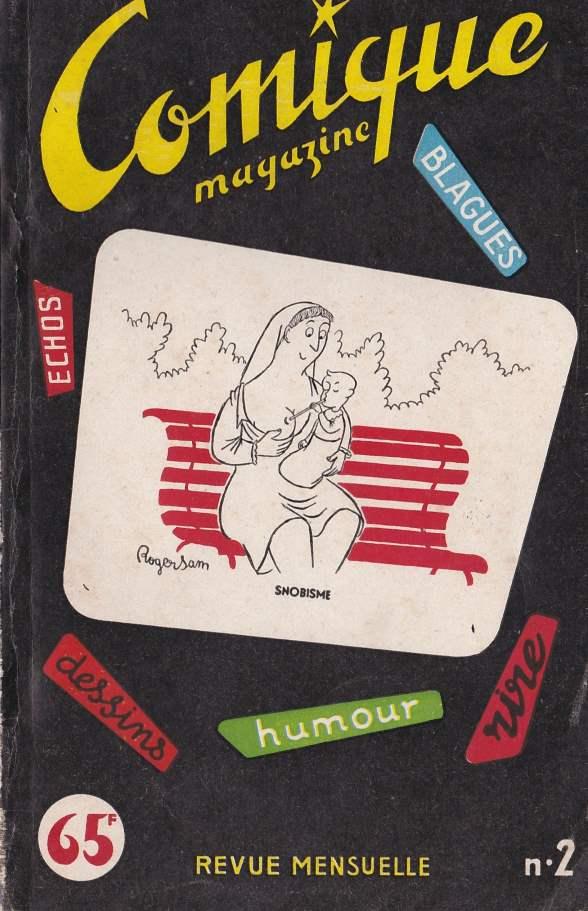 comique magazine 2