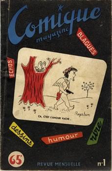 Comique Magazine n°1