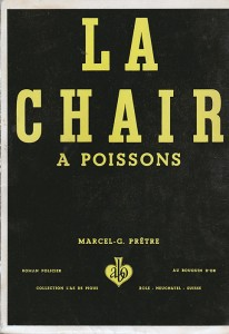 la chair à poissons front