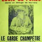 le garde champetre
