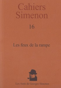 Cahiers Siménon n°16
