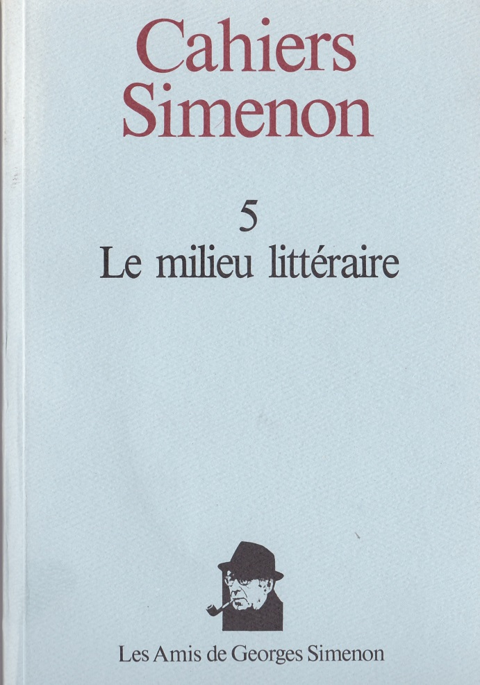 Cahiers Siménon n°5
