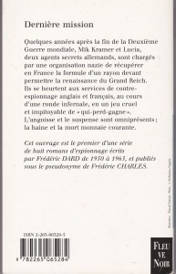 Dernière mission 1998 back