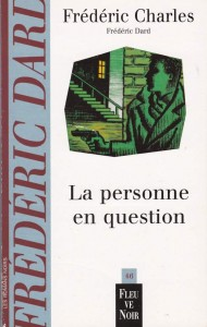 La personne en question 2000