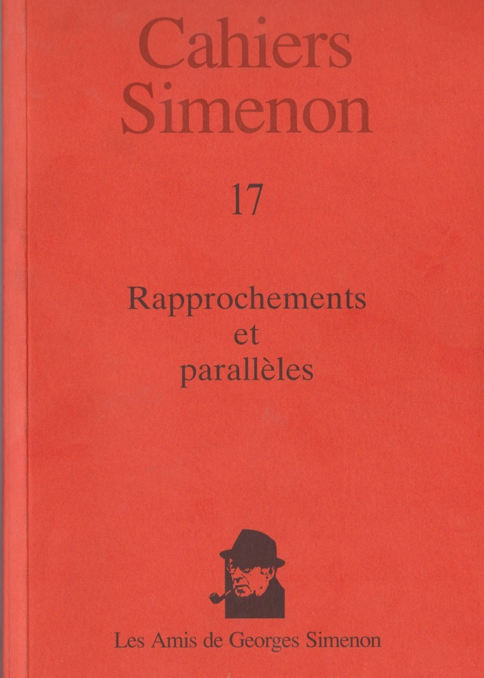 cahiers Siménon n°17