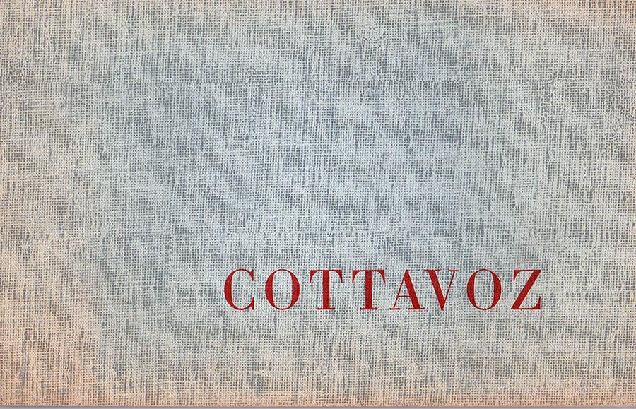 Cottavoz, Galerie Kriegel 1971