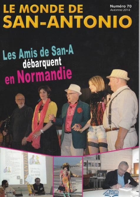 Le Monde de San-Antonio n°70