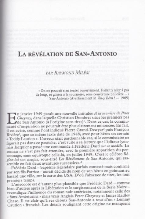 Le Rocambole n°22 Page intérieure