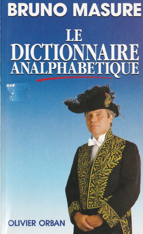 Le dictionnaire analphabétique