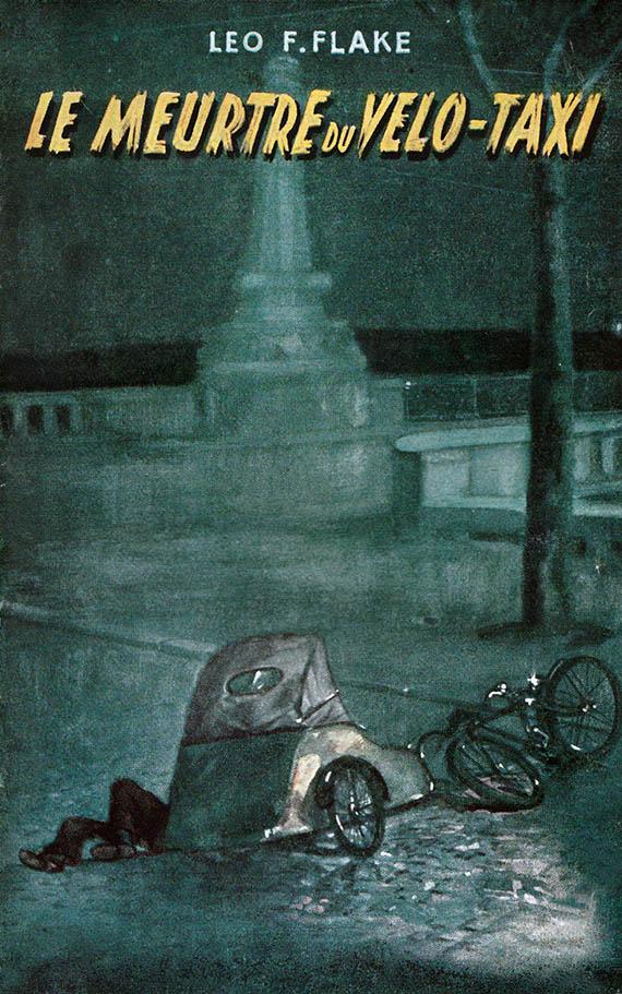 Le meurtre du vélo-taxi