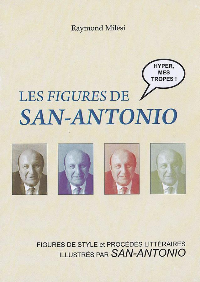 Les figures de San-Antonio