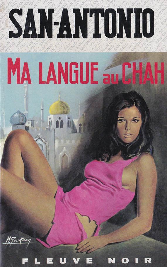 Ma langue au Chah