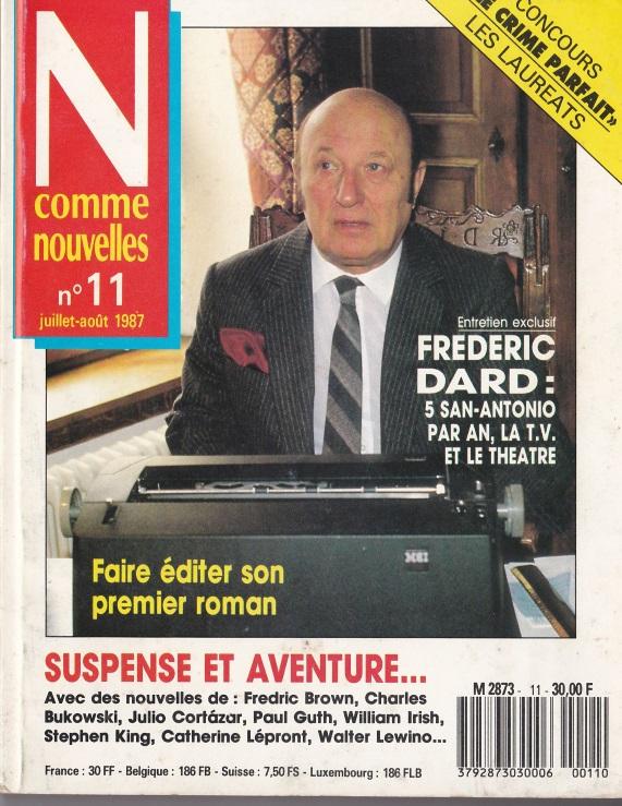 N comme Nouvelles n°11