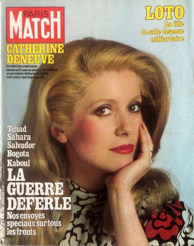 Paris Match n°1611