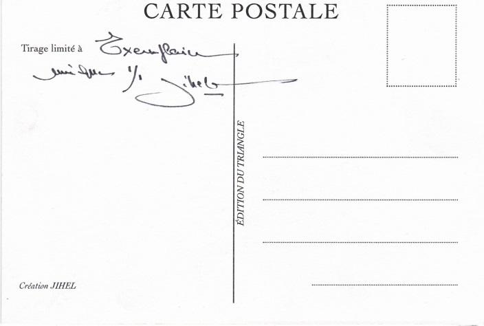 Patrice Dard Hommage de l'auteur back