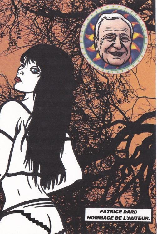 Patrice Dard Hommage de l'auteur