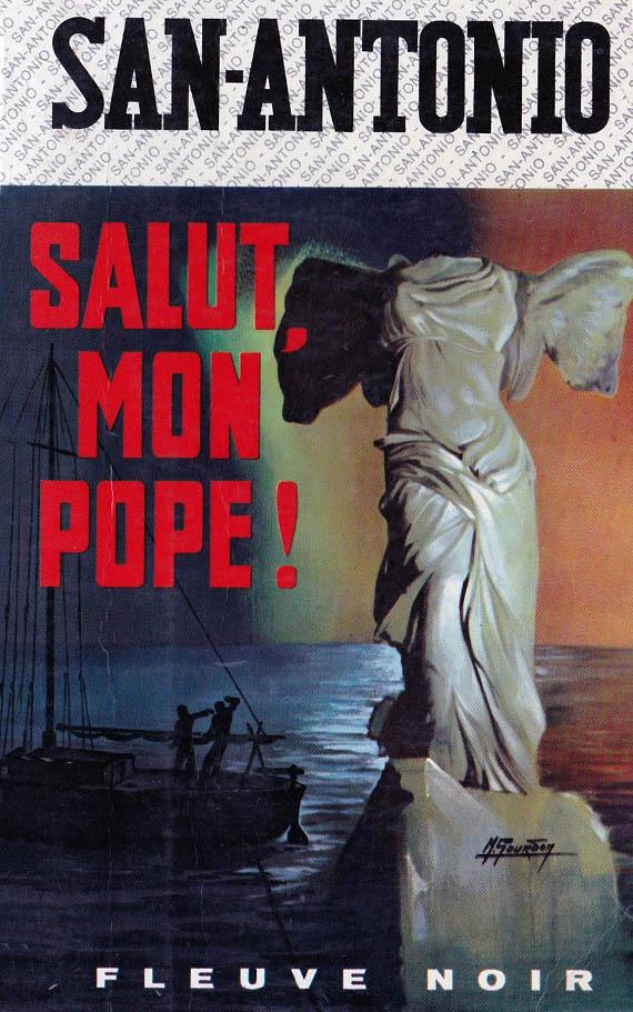 Salut, mon pope