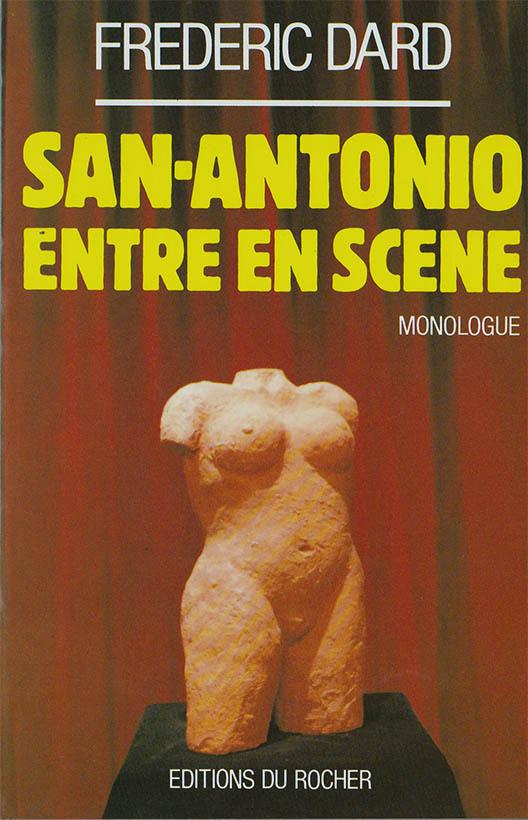 San-Antonio entre en scène