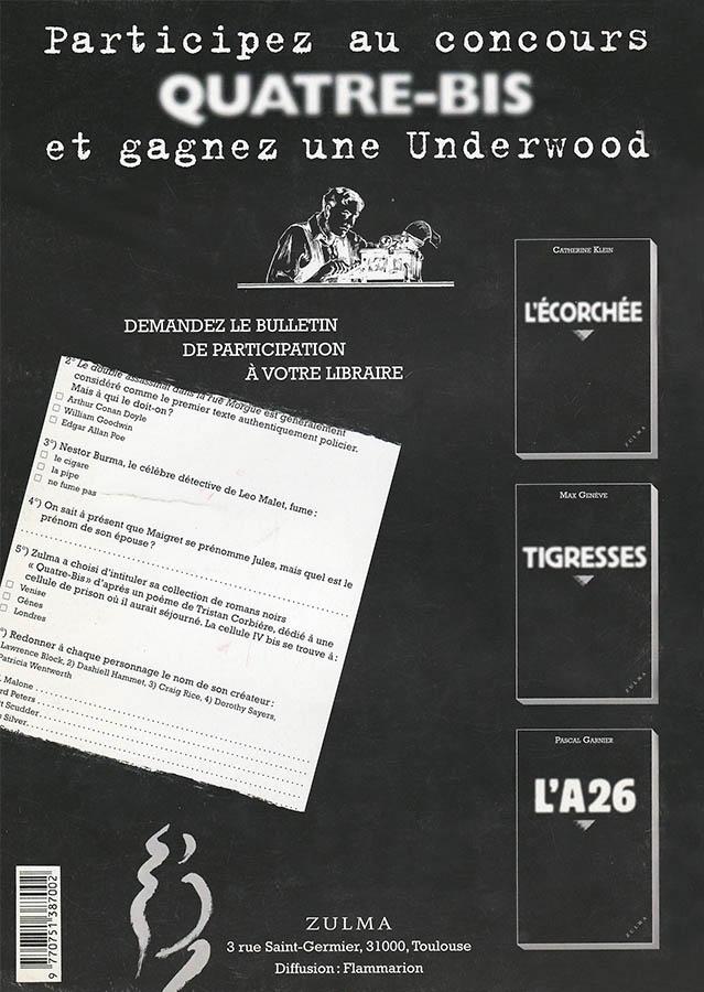 revue 813 n°67 back