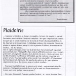 dernière page