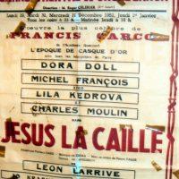 Grand Théâtre de Casablanca hiver 52-53