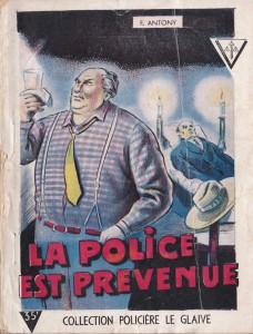 La police est prévenue
