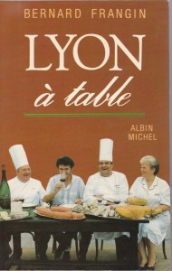 Lyon à table
