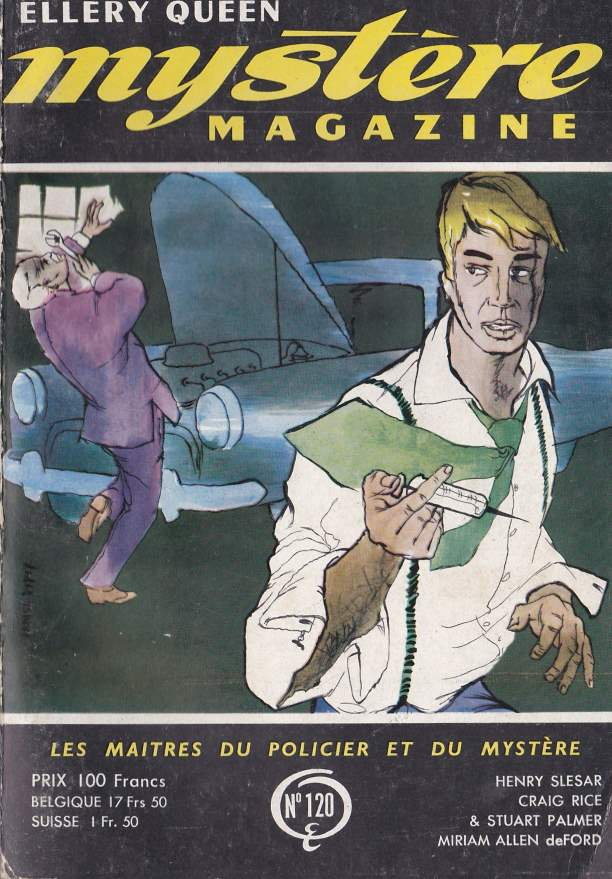 Mystère Magazine n°120