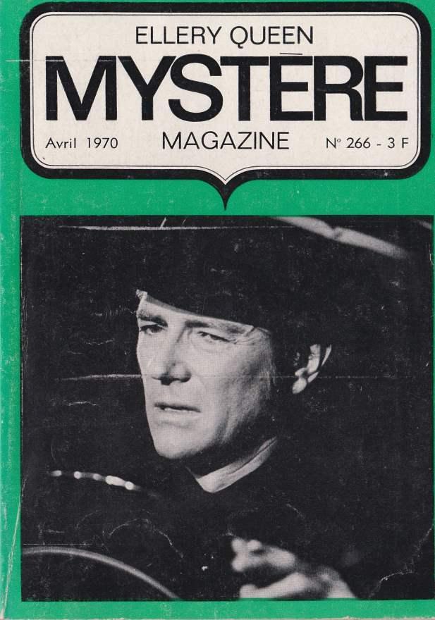 Mystère Magazine n°266