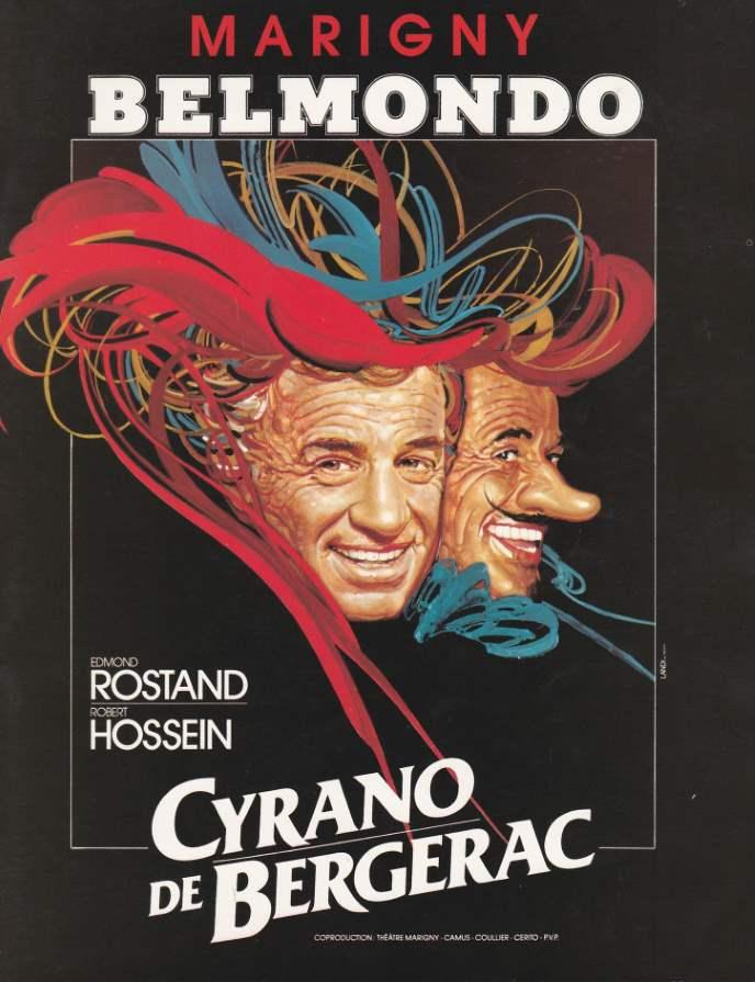 Plaquette Cyrano de Bergerac