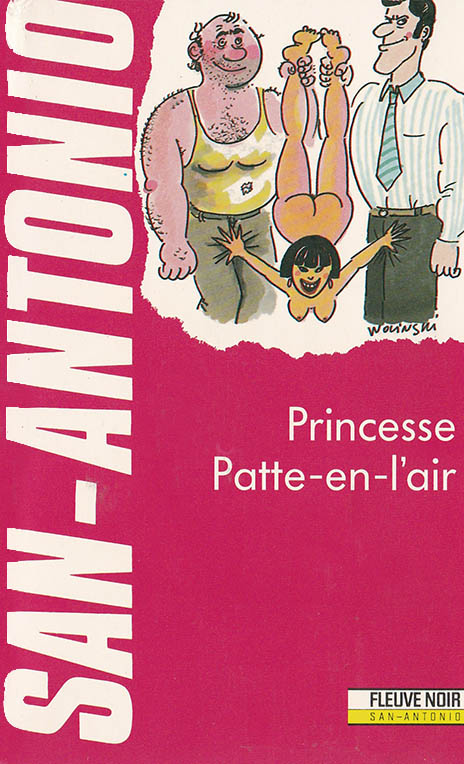 Princesse Patte-en-l'air