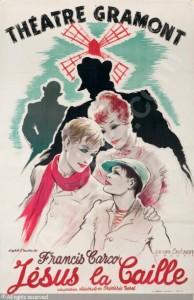 Théâtre Gramont 1952