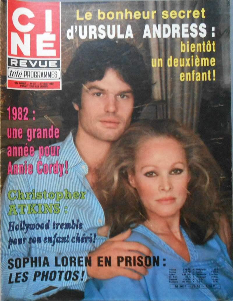 Ciné Revue télé programmes n°22-1982