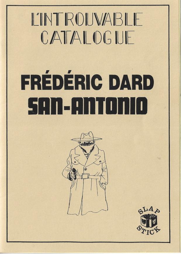 Catalogue l'Introuvable février 1996