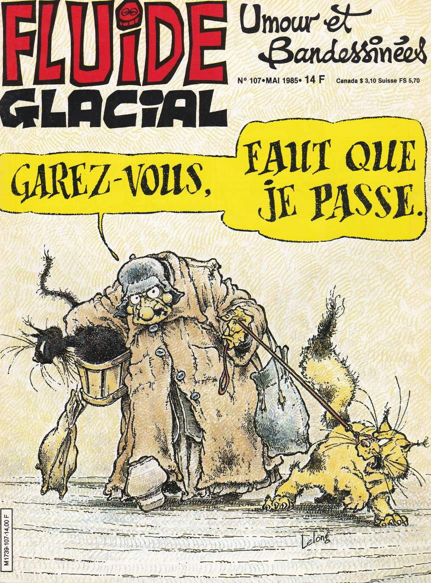 Fluide Glacial n° 107