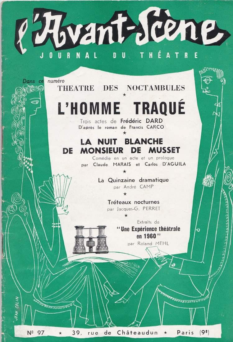 L'Avant-Scène Théâtre 97