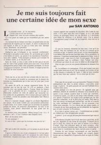 Le Crapouillot texte san-Antonio 1